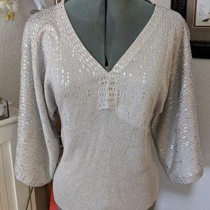 St. John evening blouse
